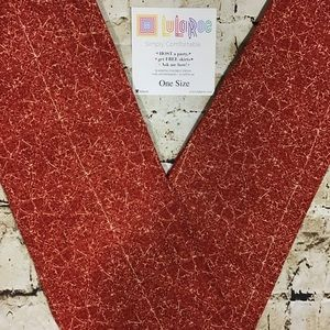 LuLaRoe Leggings OS Fits Size 2-10 New In Package
